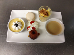 Le Smash Restaurant - Café gourmand